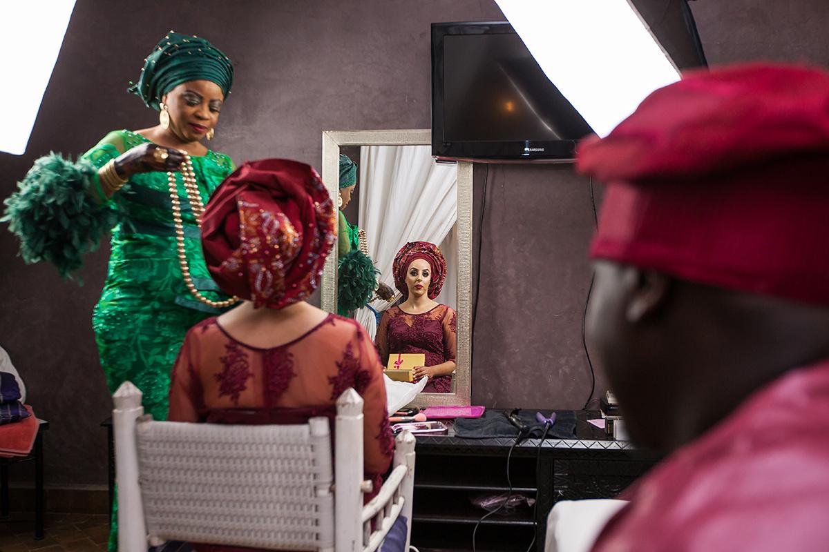 Le mariage de Ahlam et Toyeb