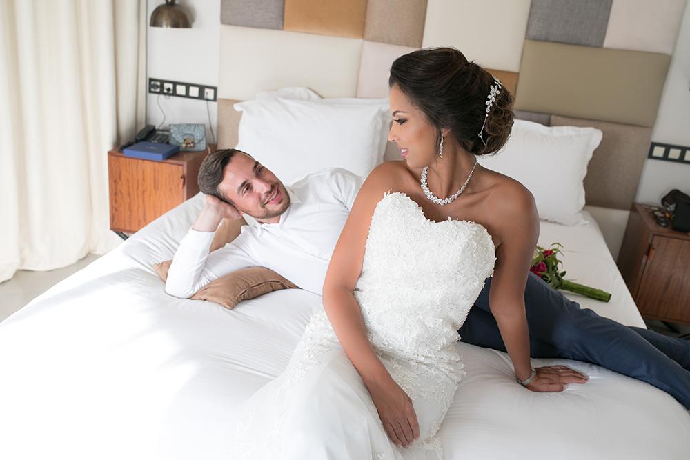 Le mariage de Dounia et Amir