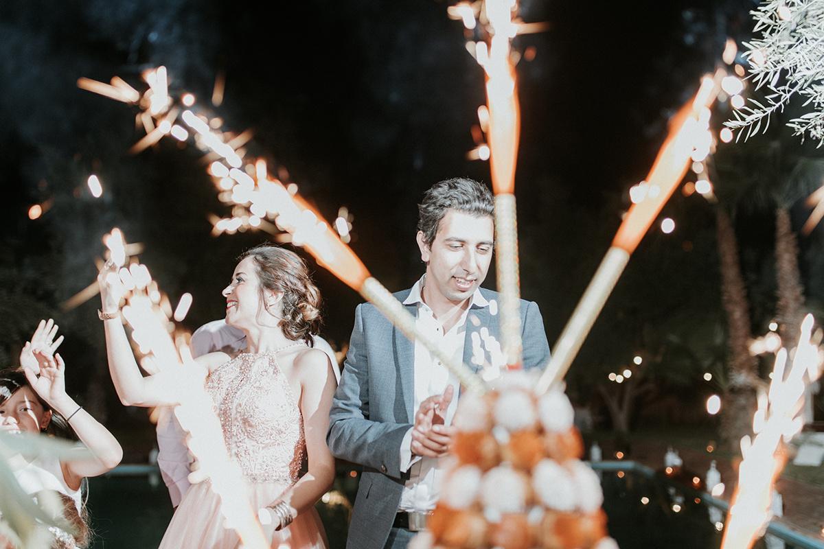 Le mariage de Sonia et Morad