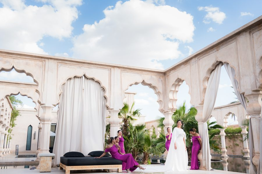 Le mariage de Tiffany et Imad