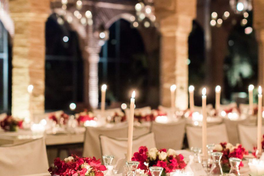 Bohemian chic wedding by Maroc sensations