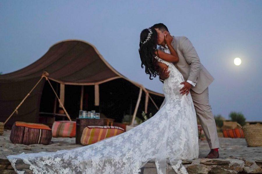 Le mariage d'Irina & Uriel