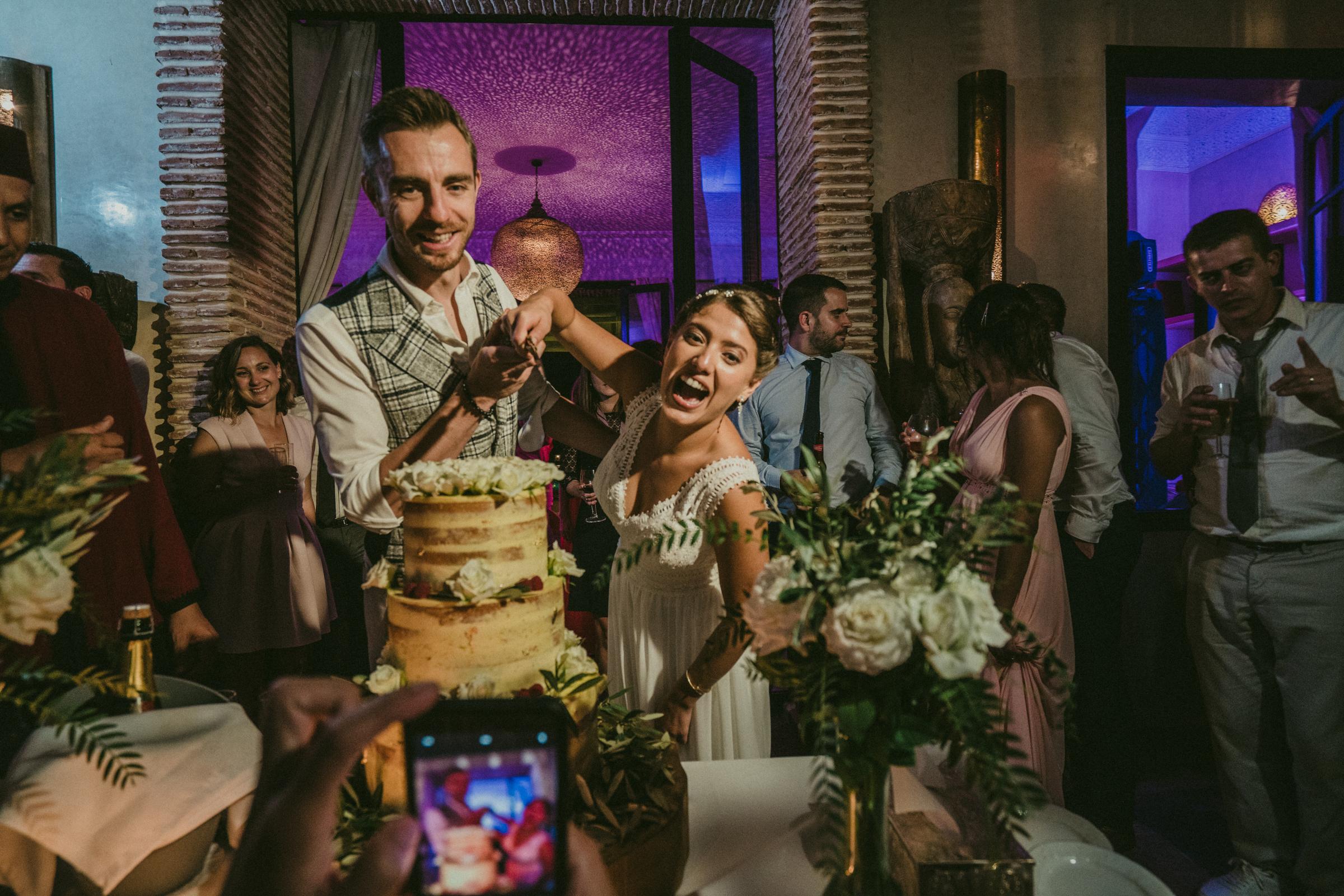 Le mariage de H&J
