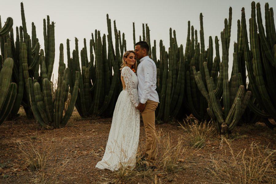 Cactus love session