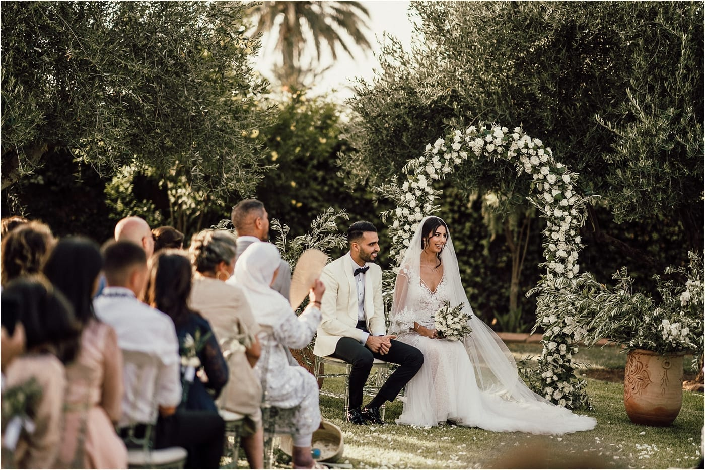 Mariage tradionnel marocain de M&F
